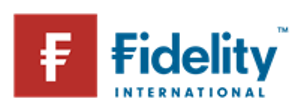 Logo of Fidelity International