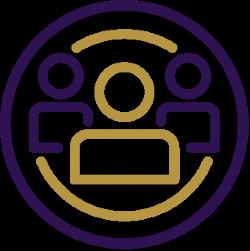 Newsroom team icon