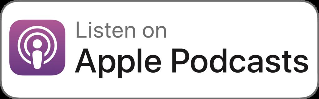 Apple Podcasts logo