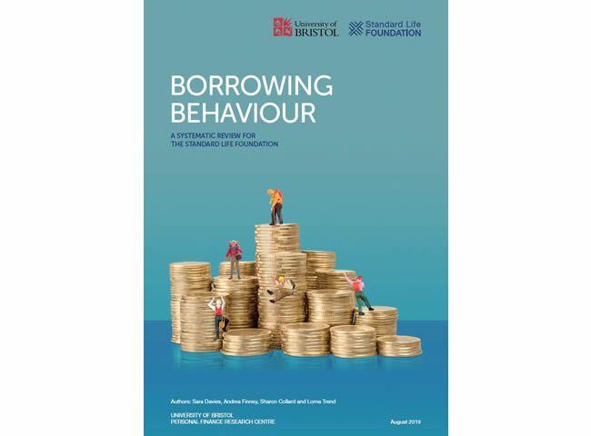 university pamphlet cover