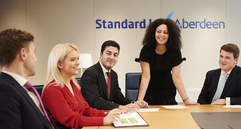 standard life investments edinburgh careers