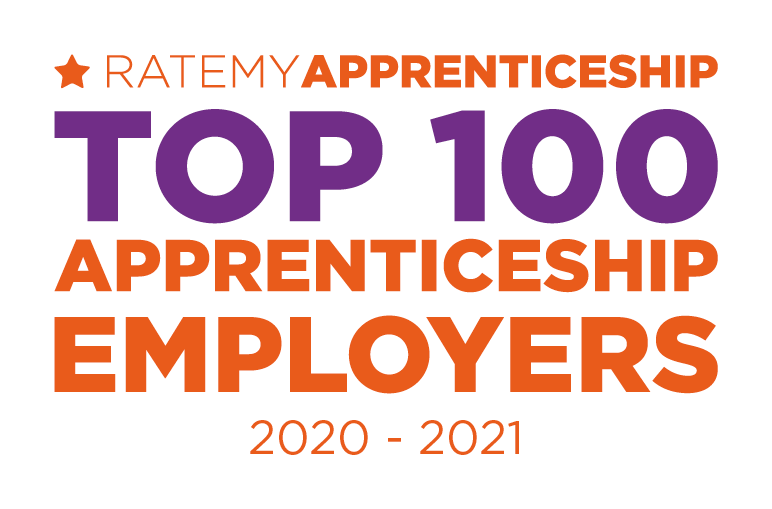 Finalist_Top 100 Apprenticeship Employers 2020