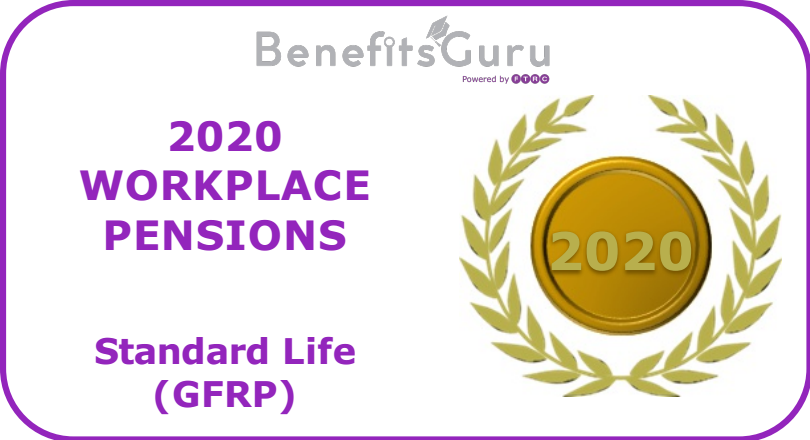 2020 Workplace pensions award GFRP