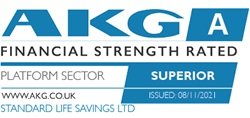 AKG A Award Logo