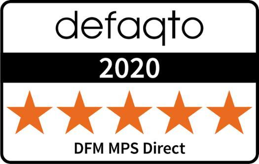 defaqto 2020 logo