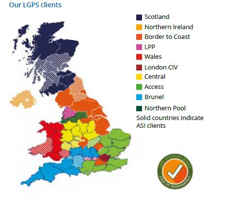 LGPS Map