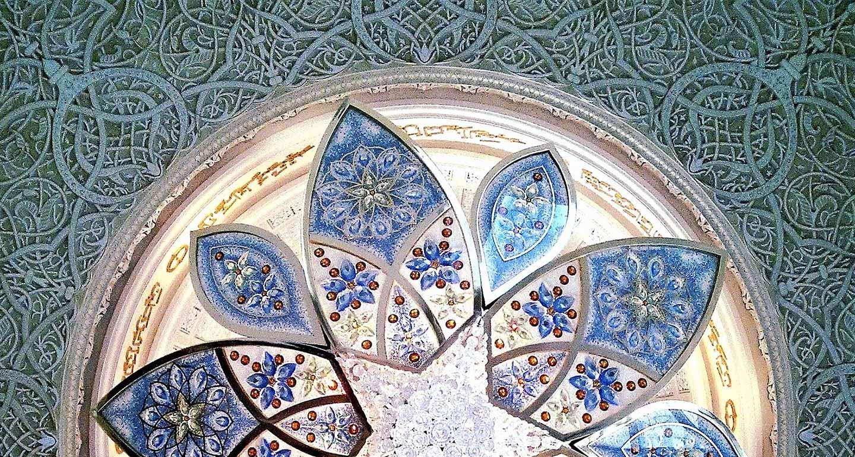ornate artwork